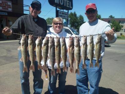 Missouri River Fishing 5-12-12