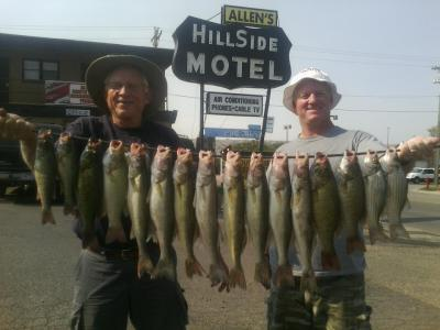 Missouri River Fishing 9/10/2012