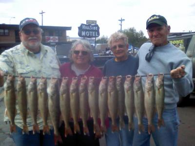 Missouri River Fishing 9/13/2012
