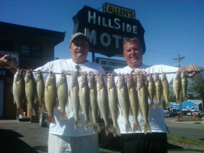 Missouri River Fishing 9/14/2012