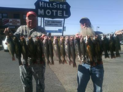 Missouri River Fishing 9/18/2012