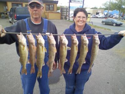 Missouri River Fishing 9/20/2012