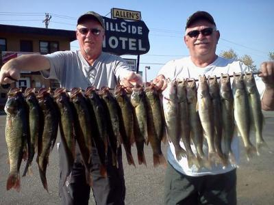 Missouri River Fishing 9/27/2012
