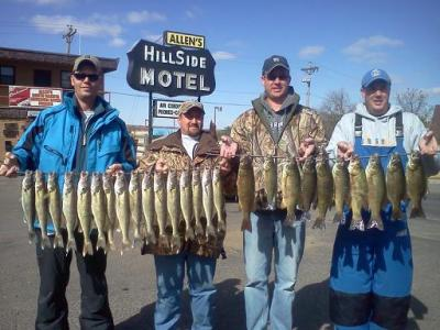 Missouri River Fishing 10/5/2012