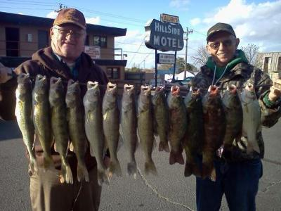 Missouri River Fishing 10/9/2012