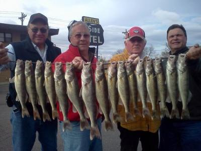 Missouri River Fishing 10/11/2012