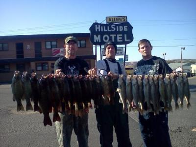 Missouri River Fishing 10/14/2012