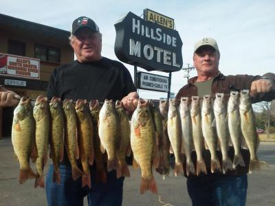 Missouri River Fishing 10/15/2012