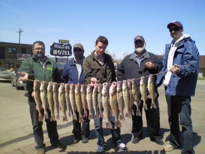 South Dakota Missouri River Fishing5/11/2013
